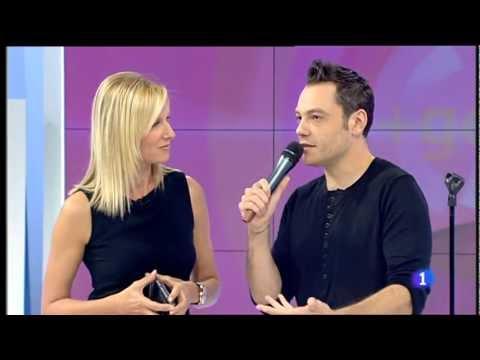 Tiziano Ferro - Entrevista & El Amor Es Una Cosa Simple - + Gente (25 - 9 - 2012)