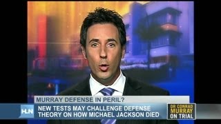 'New evidence is beneficial to Conrad Murray', attorney tells Dr. Drew