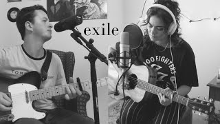 exile - Mackenzie Johฑson & Charles Walker (Taylor Swift feat. Bon Iver Cover)