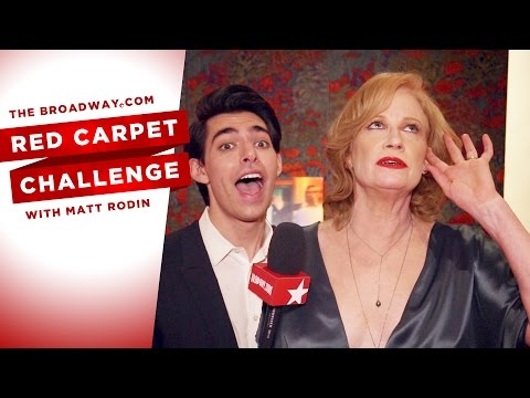 Red Carpet Challenge: SWEAT's Johanna Day, Michelle Wilson, Alison Wright, Lynn Nottage & More