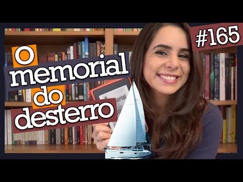O MEMORIAL DO DESTERRO - Vencedor Prêmio Kindle de Literatura (#165)