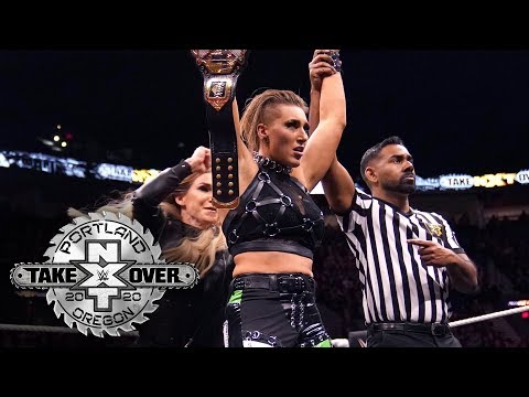 flair-sets-wrestlemania-showdown-with-ripley:-nxt-takeover:-portland-(wwe-network-exclusive)