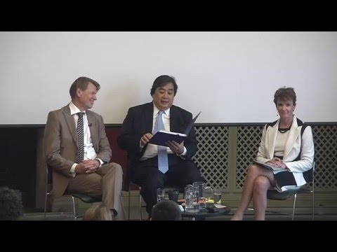 A public debate: 'A world court for human rights?'
