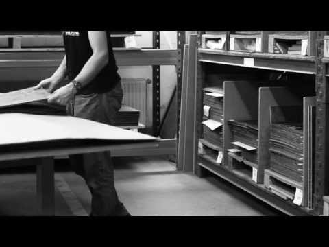 Hacker Kitchens - Manufacturing Process