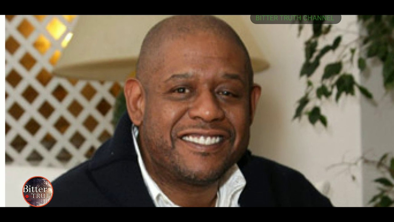 MAG BITTER TRUTH THE DEEP DECEPTION OF ACTOR FOREST WHITAKER FINALLY EXPOSED