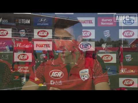 Press Conference   Pre Game   Round 5   Amor & Isaias   2016/17