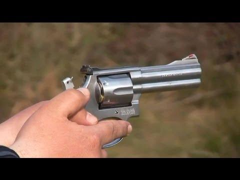 Tabanca ile Atış Eğitimi - Toplu (Altıpatlar) Smith Wesson .357