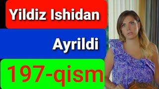 Qora Niyat 197 qism uzbek tilida turk filim кора ният 197 кисм