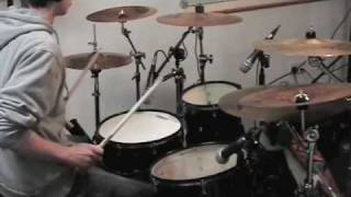 Papa Roach - She Loves Me Not (Drum Cover)
