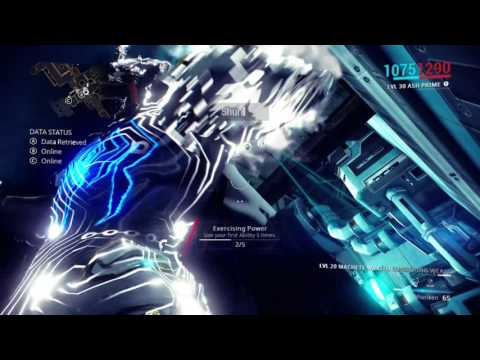 Warframe how to level up anything really fast