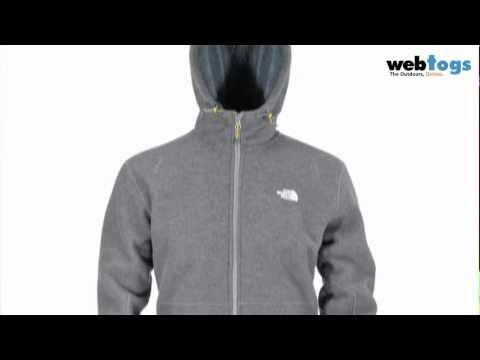 67b5e270c North Face Men's Zermatt Hoody - Cold weather gets the heave ho with ...