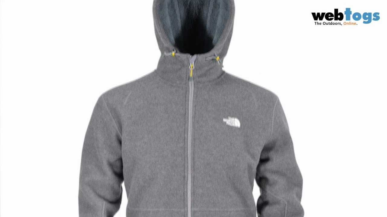 d19827bb6 North Face Men's Zermatt Hoody - Cold weather gets the heave ho with this  excellent thermal fleece.