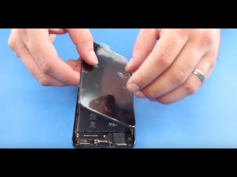 iPhone X Screen Replacement Tutorial - How to Replace a Damaged Cracked Screen on an iPhone X