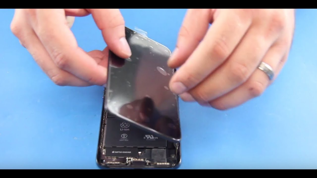 lowest price ae8d4 7b29a iPhone X Screen Replacement Tutorial - How to Replace a Damaged Cracked  Screen on an iPhone X