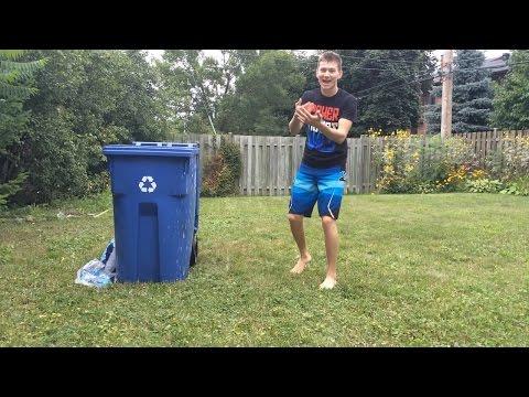 Ice Bucket ALS Challenge! Bajan Canadian