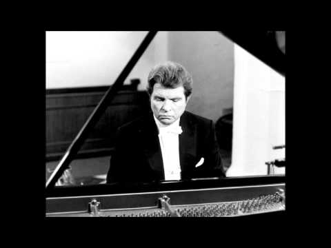 P.I.Tchaikovsky Piano Concerto No.2 in G major Op.44, Emil Gilels