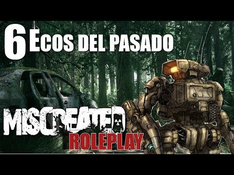 6# Miscreated RP Gameplay ► ECOS DEL PASADO►Gameplay Roleplay español Miscreated