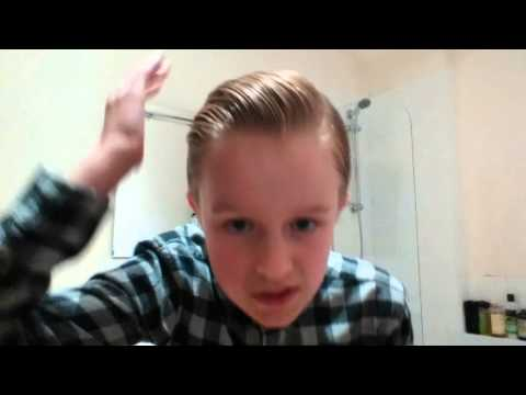 Black And White Hairdressing Pomade Review Youtube