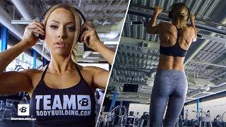 Bikini Body Back and Biceps Workout | Imogen Parfitt