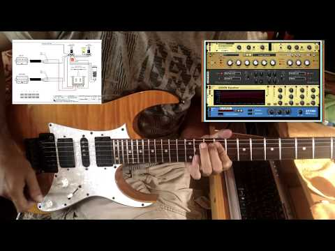 Best wiring for Ibanez or any guitar with two humbuckers and 5 way