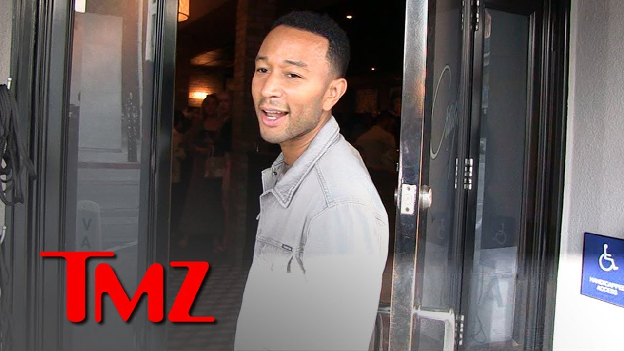 John Legend Just Can't Pick His Favorite Aretha Franklin Song | TMZ