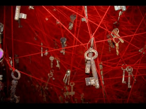 Chiharu Shiota  56th International Art Exhibition