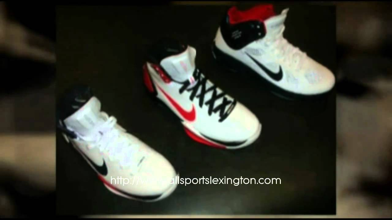 43c8348261d2 Nike Hyperdunk 2010 Fayette Mall Shopping - YouTube