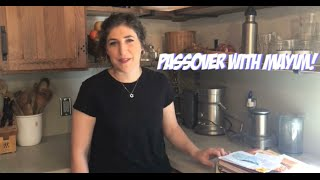 Passover with Mayim