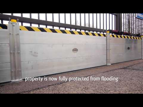 Caro - Flood Protection System