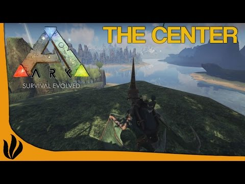 [FR] ARK: Survival Evolved - Découvrons la map: The Center