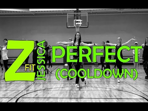 Zumba Cooldown Perfect by Ed Sheeran || ZumbaFitJessica