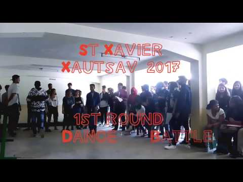 St. Xavier College Kolkata vs. Jogesh Chandra Chaudhuri Law College Dance Battle Xautsav 2017