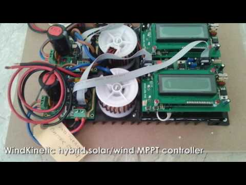WindKinetic Off grid power systems 7