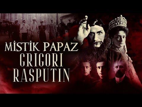 Mistik Papaz: Grigori