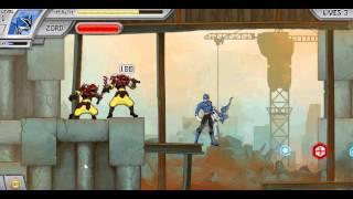 Игра Рейнджеры Самураи - Великие войны