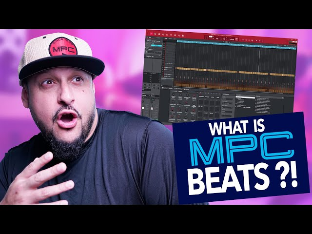 FREE MPC Software for... EVERYONE?!!! MPC BEATS First Impressions and DAW Workflow