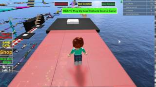 ROBLOX Mega Fun Obby Walkthrough Stage 352