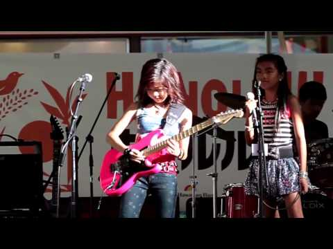 """Chaotic Five Live @ 2013 Honolulu Festival """"Rock and Roll"""""""