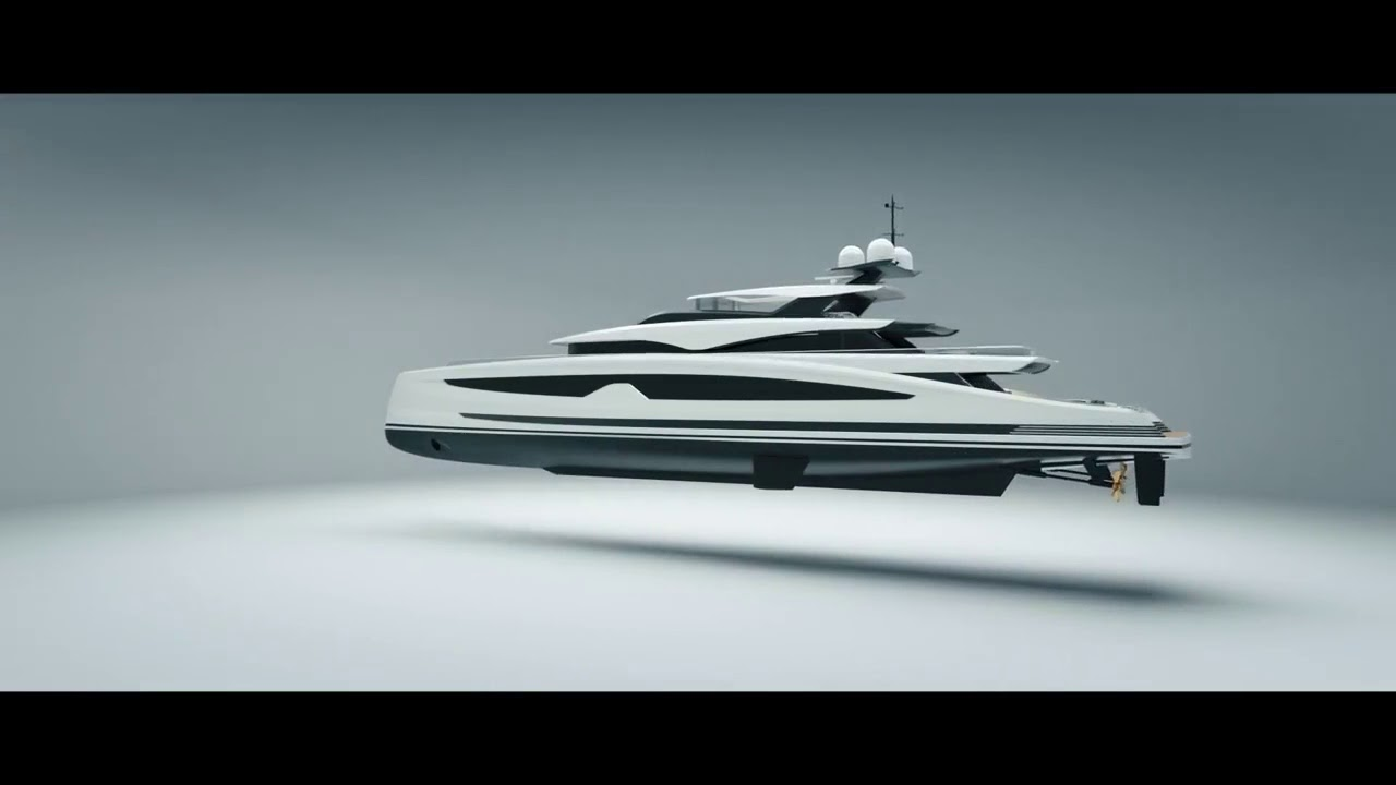 Heesen yacht Project Avanti