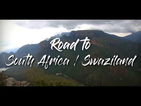 Road Trip South Africa & Swaziland 2018