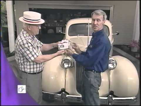 Classic Car Restoration: Finishing the 1938 Packard