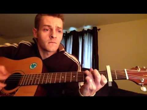 Jack Johnson - Angel (Acoustic Cover by Chad Crowley)