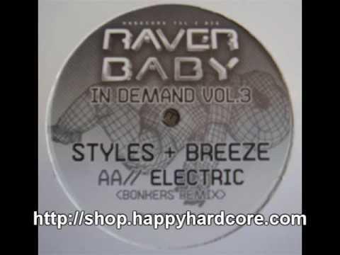 Baby Raver Vinyl 33