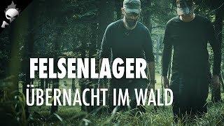 Übernachtung im Wald: Felsenlager im Bayrischen Wald – Wandern, Trekking, Bushcraft im Naturpark