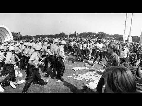 50 Years Ago: Antiwar Protesters Brutally Attacked in Police Riots at 1968 Democratic Convention