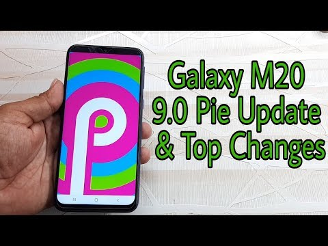 Samsung Galaxy M20 Android 9.0 Pie Update And Top Changes?