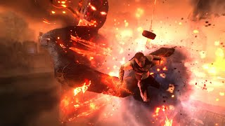inFAMOUS 2   Playstation 3 Intro & Gameplay