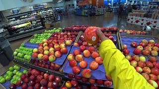 December 28, 2019/927 Trucking. Grocery shopping at Walmart. Pryor, Oklahoma