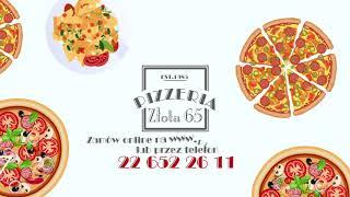 Złota 65 Pizzeria | TŁO FABEBOOK