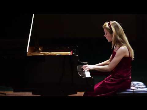 Giulia Rossini - Scarlatti sonata L349 in G Major